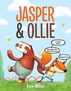 Jasper   Ollie Book