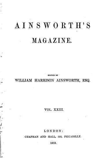 Ainsworth s magazine PDF