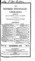 The Southern Episcopalian PDF