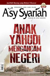 Majalah Asy-Syariah edisi 114: Anak Yahudi Mengancam Negeri