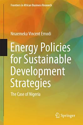 Energy Policies for Sustainable Development Strategies