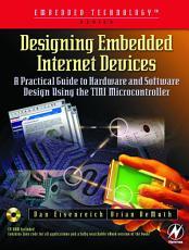 Designing Embedded Internet Devices PDF