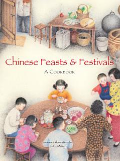 Chinese Feasts   Festivals Book