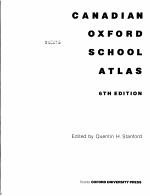Canadian Oxford School Atlas PDF