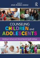 Counseling Children and Adolescents PDF