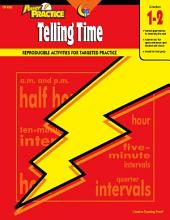 Power Practice: Telling Time, eBook