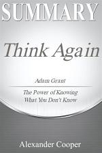 Summary of Think Again