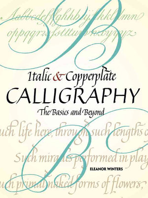 Italic and Copperplate Calligraphy