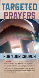Targeted Prayers for Your Church PDF