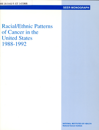 Racial ethnic Patterns of Cancer in the United States  1988 1992 PDF