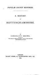 A History of Nottinghamshire