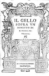 Il Gello Sopra Vn Sonetto Di Franc. Petrarca
