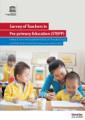 Survey of Teachers in Pre primary Education  STEPP