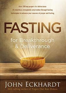Fasting for Breakthrough and Deliverance Book