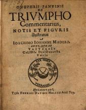 Onuphrii Panvinii de Trivmpho commentarius