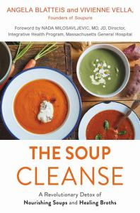 THE SOUP CLEANSE Book