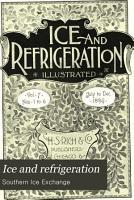 Ice and Refrigeration PDF
