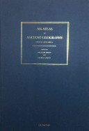An Atlas of Ancient Geography  Biblical and Classical PDF