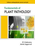 Fundamentals of Plant Pathology PDF