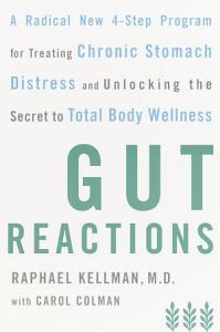 Gut Reactions Book