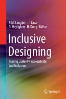Inclusive Designing PDF