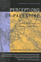 Perceptions Of Palestine Book PDF