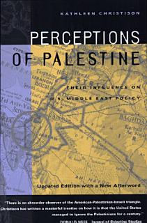 Perceptions of Palestine Book