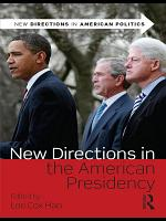 New Directions in the American Presidency PDF