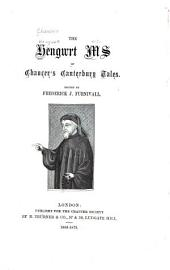 The Hengwrt Ms. of Chaucer's Canterbury Tales: Part 6