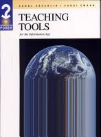 Teaching Tools for the Information Age PDF