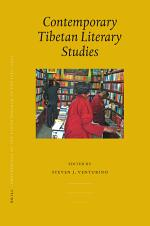 Proceedings of the Tenth Seminar of the IATS, 2003. Volume 6: Contemporary Tibetan Literary Studies