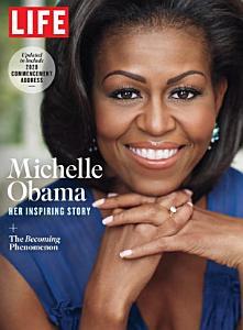 LIFE Michelle Obama Book