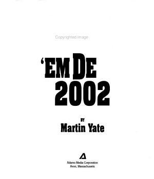 2002 Knock Em  Dead PDF