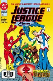 Justice League Europe (1989-) #37