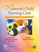 Maternal Child Nursing Care Book