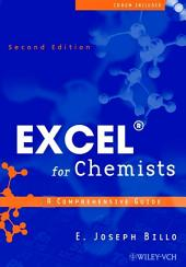 Excel for Chemists: A Comprehensive Guide, Edition 2