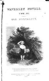 Waverley Novels: Volume 9