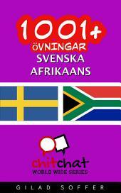 1001+ övningar svenska - Afrikaans
