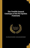 12TH GENERAL CATALOGUE OF THE PDF