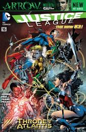 Justice League (2011- ) #16