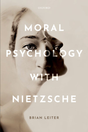 Moral Psychology with Nietzsche PDF