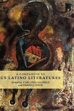 A Companion to US Latino Literatures
