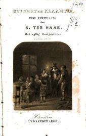 Huibert en Klaartje: eene vertelling