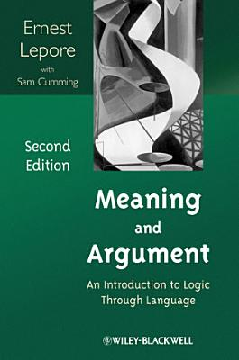 Meaning and Argument