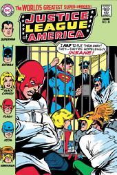 Justice League of America (1960-) #81