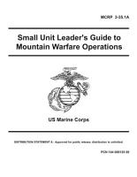 Manuals Combined  USMC   MWTC Marine Corps Winter And Summer Mountain   Wilderness Medicine  Survival And Warfare Leader PDF