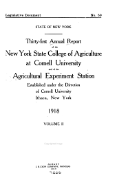 Annual Report: Volume 31, Part 2