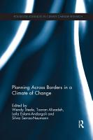 Planning Across Borders in a Climate of Change PDF