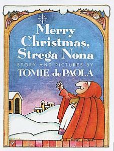 Merry Christmas  Strega Nona Book