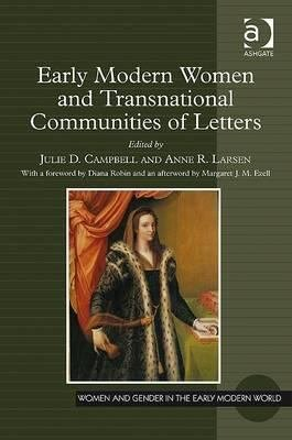 Download Early Modern Women and Transnational Communities of Letters Book